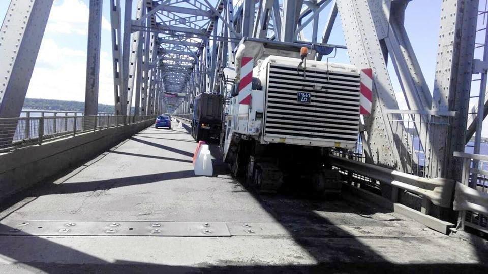 Як ремонтують черкаський міст (ФОТО), фото-1
