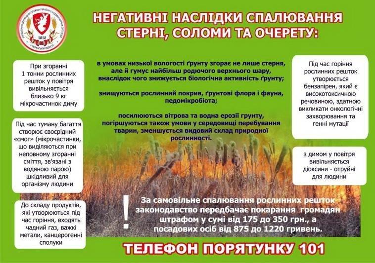Рятувальники закликають громадян не провокувати пожежі в екосистемах! (ВІДЕО), фото-1