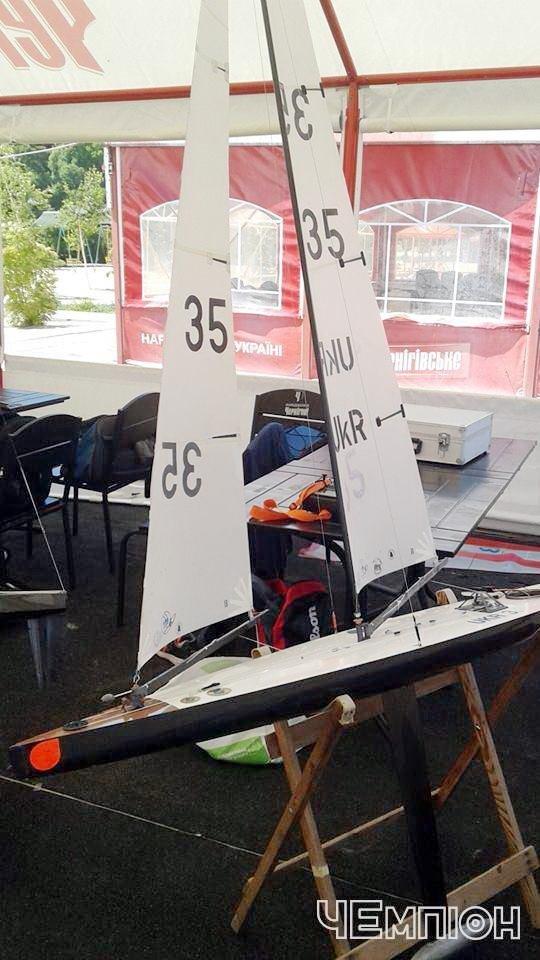 У Черкасах розпочалися перші старти чемпіонату України з судно-модельного спорту (ФОТО) , фото-1
