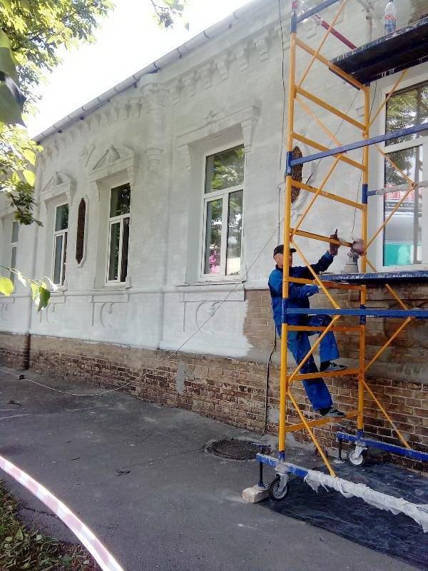 Черкаська музична школа №2 вбирається в нові фарби (ФОТО), фото-2