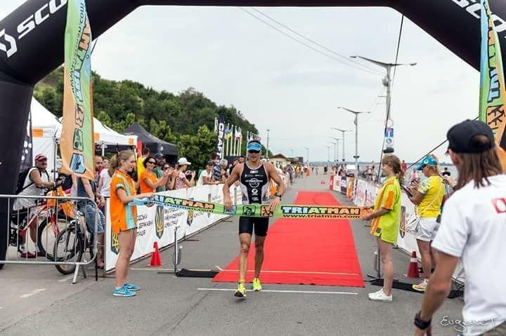 Черкащанин Олексій Сюткін став призером чемпіонатів України з триатлону та акватлону, фото-1