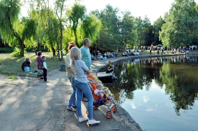 Весело та яскраво. У парку Перемоги відсвяткували Івана Купала (ФОТО), фото-2