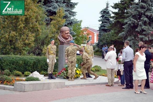 Три роки тому загинув легендарний черкаський військовий (ВІДЕО), фото-1