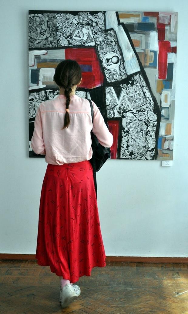 У Черкасах відкрилася персональна виставка молодого художника (ФОТО), фото-1