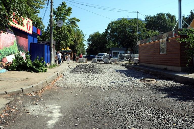 Анатолій Бондаренко проінспектував ремонт вулиці Небесної Сотні. Залишився незадоволеним (ФОТО), фото-2