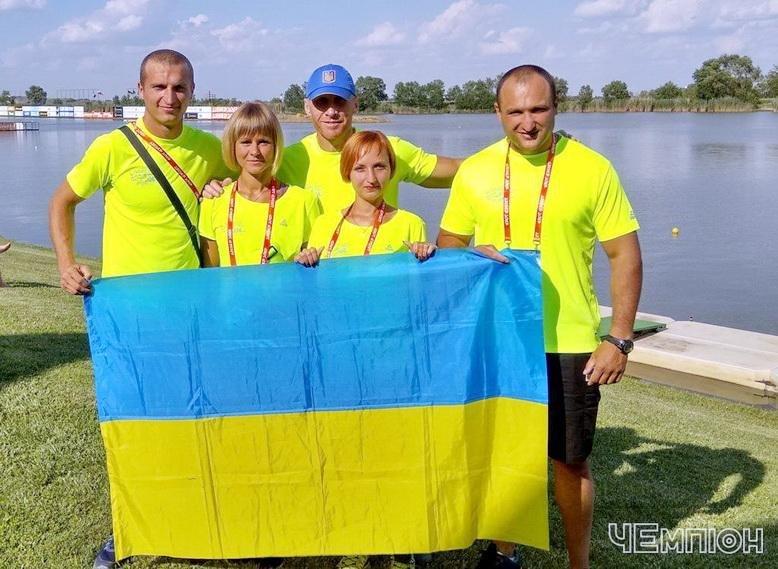 Черкаські веслувальники підкорили Європу (ФОТО), фото-1