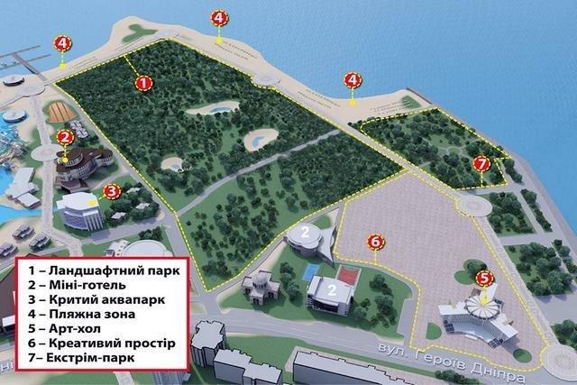 Радуцький показав альтернативний варіант забудови черкаської набережної (ФОТО), фото-2