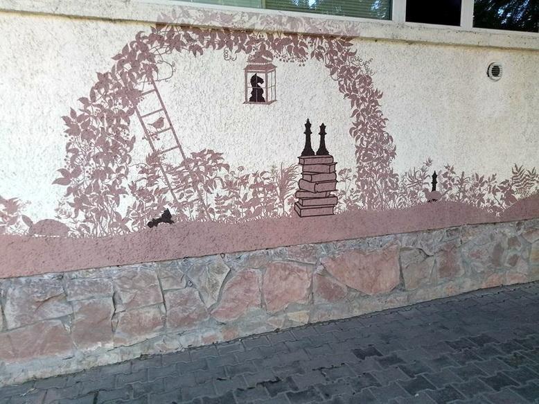 Черкаський шаховий клуб розмалювали (ФОТО), фото-2