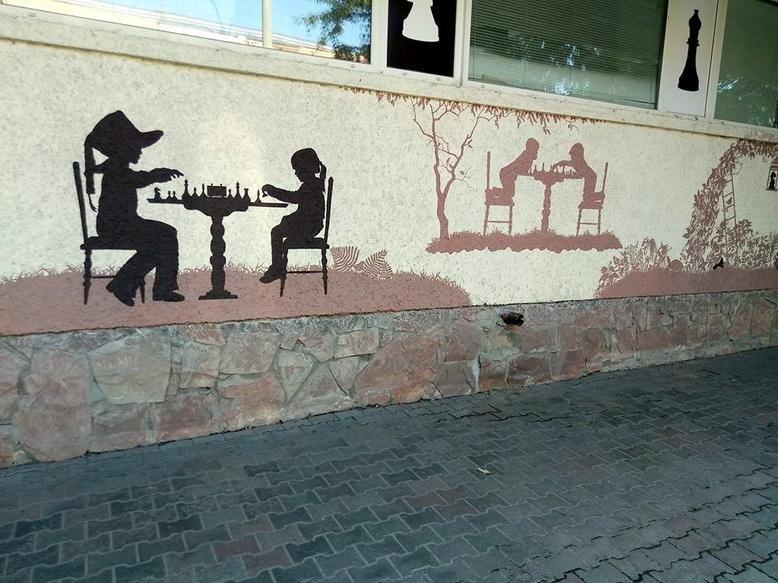 Черкаський шаховий клуб розмалювали (ФОТО), фото-3