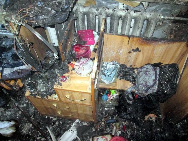 На Тараскова горіла квартира (ФОТО), фото-2