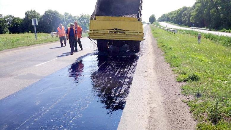 Як поводять себе «олені» на автодорозі Черкаси–Сміла, де тривають ремонтні роботи, фото-2