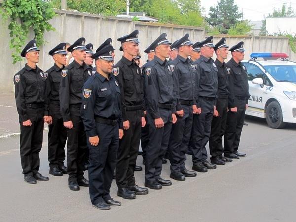 Поліція Черкас поповнилася новими патрульними (ФОТО), фото-1