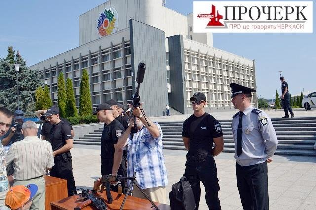 Черкаські поліцейські сьогодні відсвяткували річницю (ФОТО), фото-4
