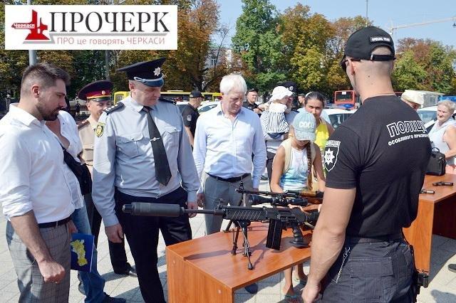 Черкаські поліцейські сьогодні відсвяткували річницю (ФОТО), фото-6