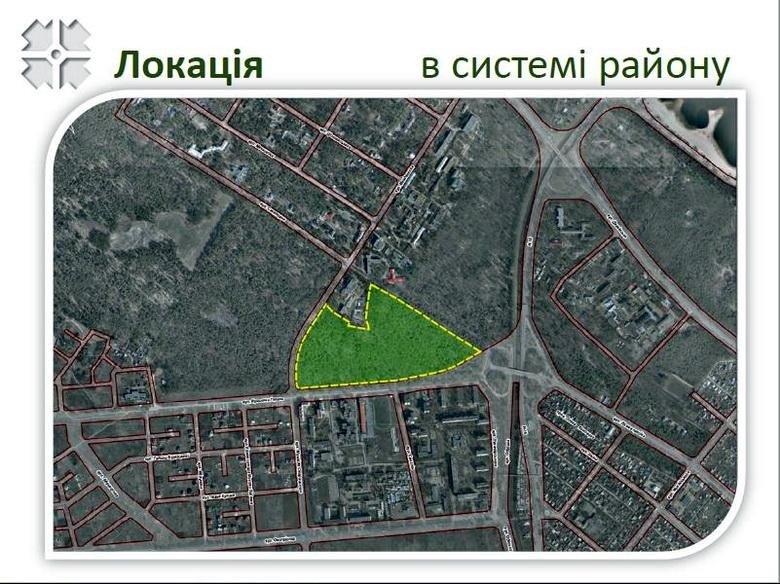 У Лісовому мікрорайоні Черкас з'явиться парк, фото-1