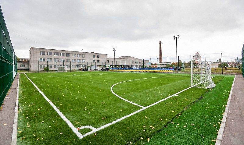Фонд «Рух молоді» допомагає будувати спортивні майданчики по всій Україні, фото-1
