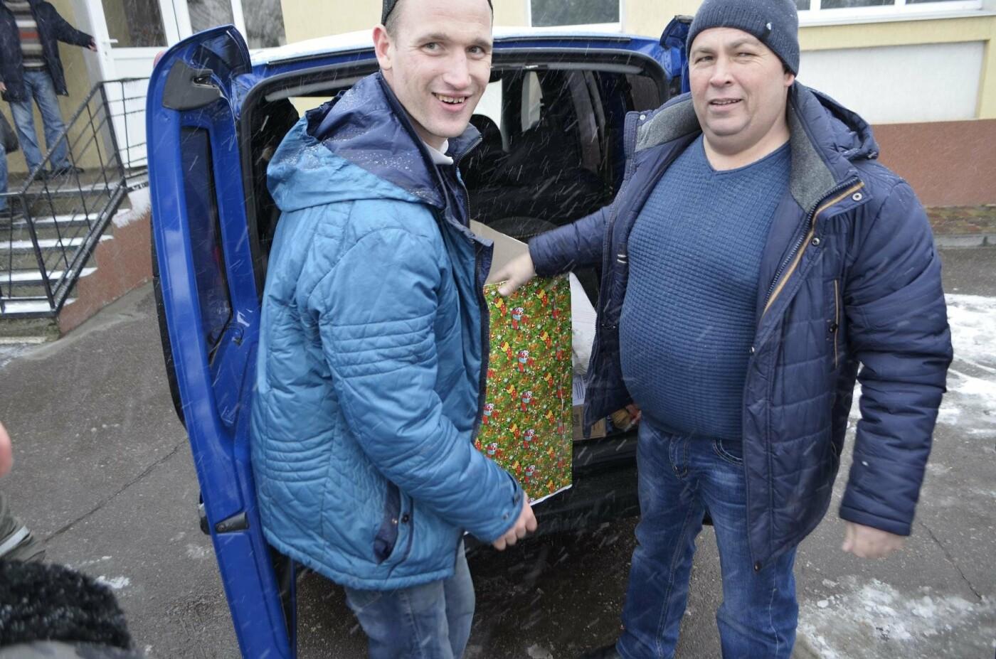 Перша логістична компанія привітала особливих діток України, фото-3