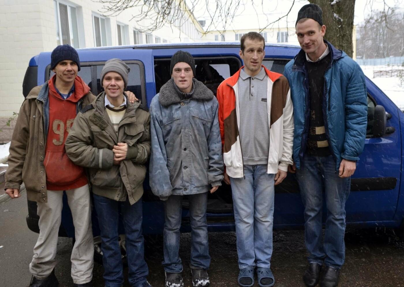 Перша логістична компанія привітала особливих діток України, фото-1