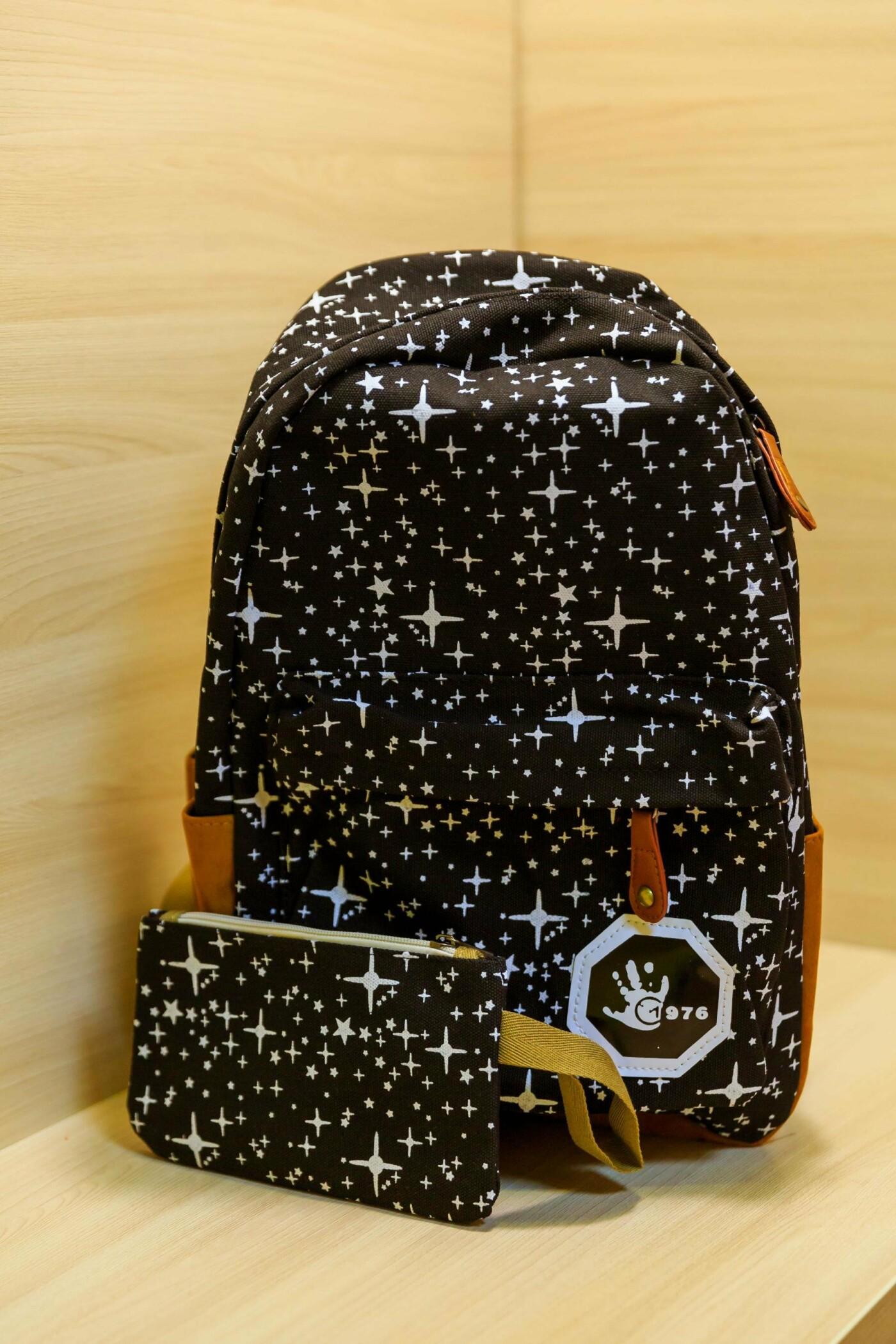 Яскраві і практичні рюкзаки Rory, фото-4