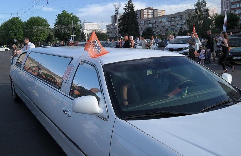 Чемпіонів України з баскетболу вітали у Черкасах, фото-3
