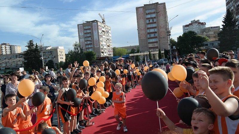 Чемпіонів України з баскетболу вітали у Черкасах, фото-6