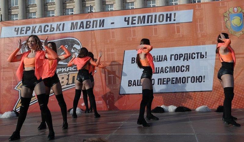 Чемпіонів України з баскетболу вітали у Черкасах, фото-5