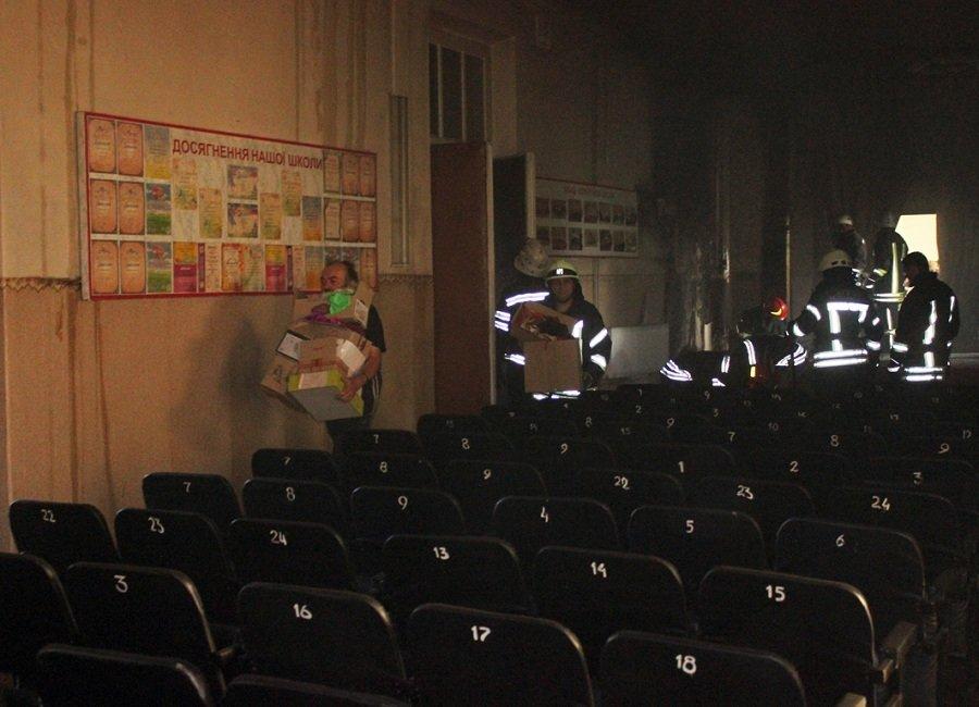 Під час пожежі в казіно на Черкащині загинула людина, фото-1