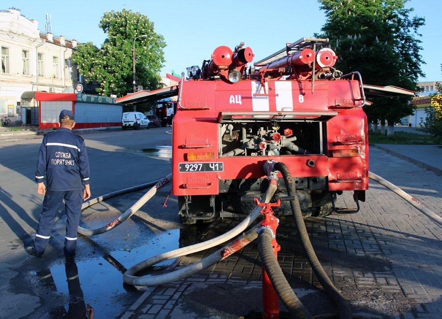 Під час пожежі в казіно на Черкащині загинула людина, фото-2