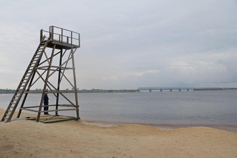 У Черкасах до купального сезону готові лише чотири пляжі, фото-1
