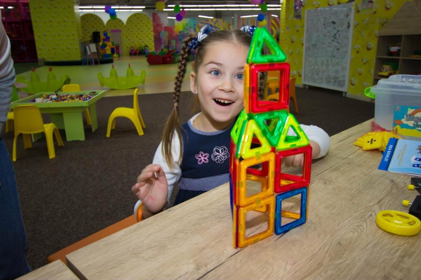 Магнітний конструктор - не тільки розвага, а й сучасний розвиток дитини, фото-1