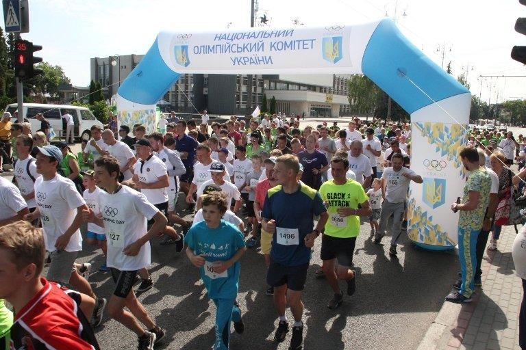 Півтори тисячі черкащан долучилися до олімпійського забігу, фото-2