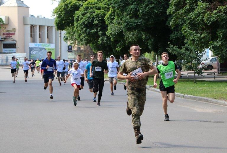 Півтори тисячі черкащан долучилися до олімпійського забігу, фото-3