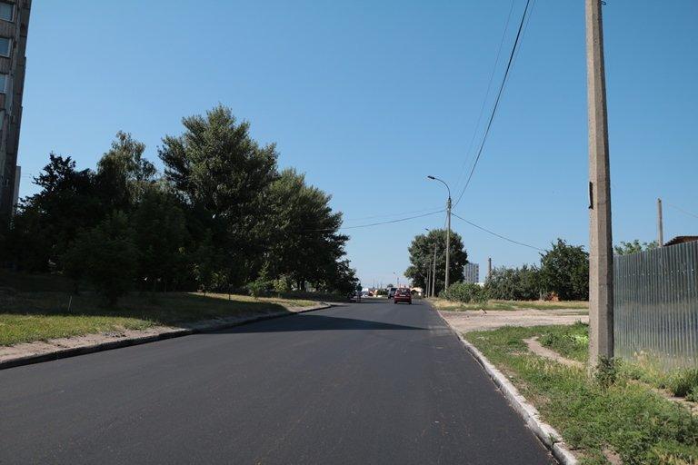 На вулиці Віталія Вергая в Черкасах відремонтують кілометр асфальту, фото-1