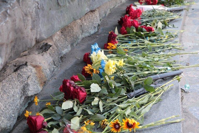 Загиблих у Другій світовій війні вшанували в Черкасах, фото-5