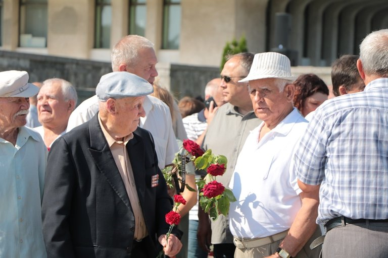 Загиблих у Другій світовій війні вшанували в Черкасах, фото-2
