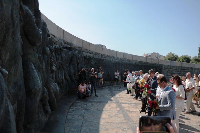 Загиблих у Другій світовій війні вшанували в Черкасах, фото-3