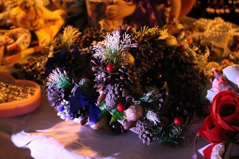 Ярмарок, фотозони, парад агротехніки: у Черкасах засяяла головна новорічна ялинка, фото-3