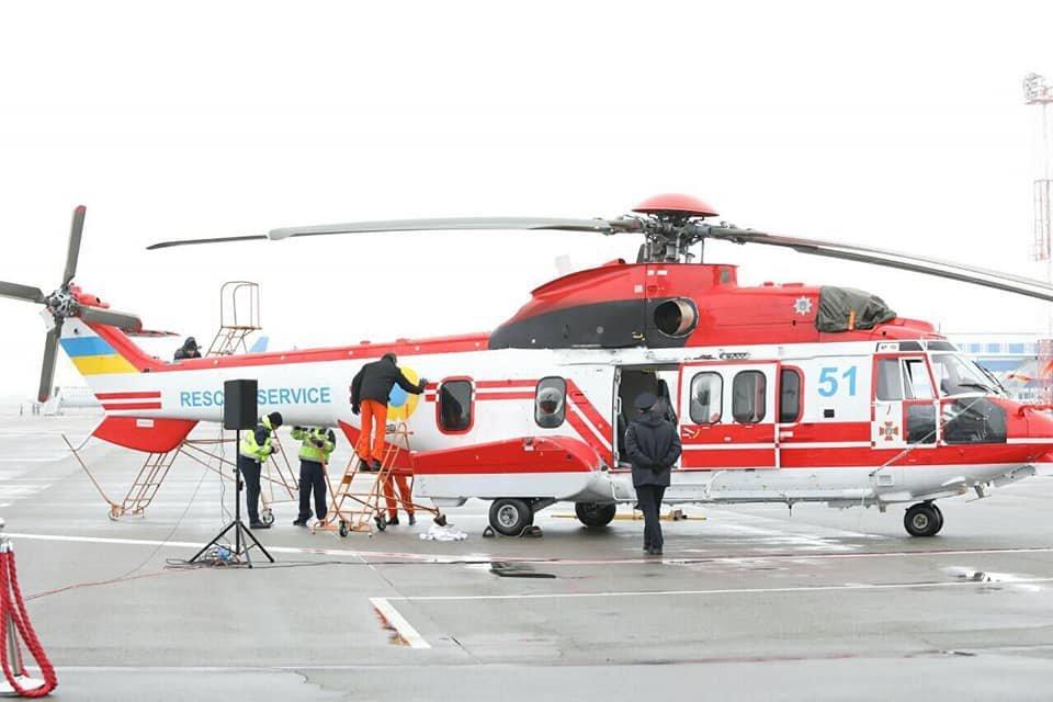 Їх буде 55: рятувальники отримали гелікоптер французької компанії Airbus, фото-2