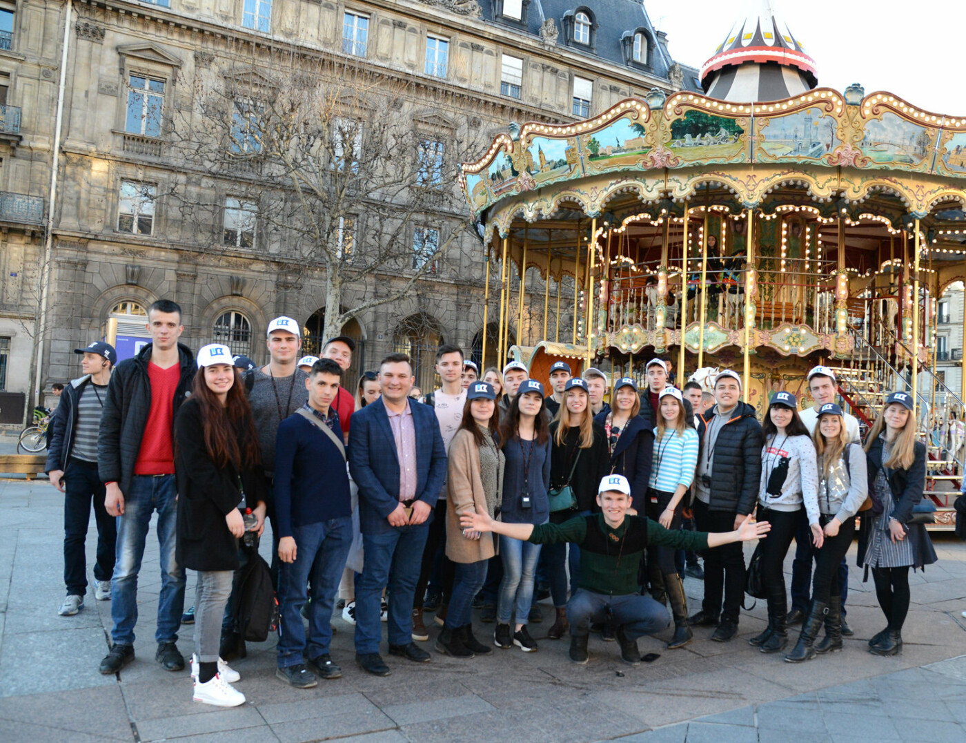 Студентка з Черкащини перемогла у всеукраїнському конкурсі та відвідала столицю Франції, фото-1
