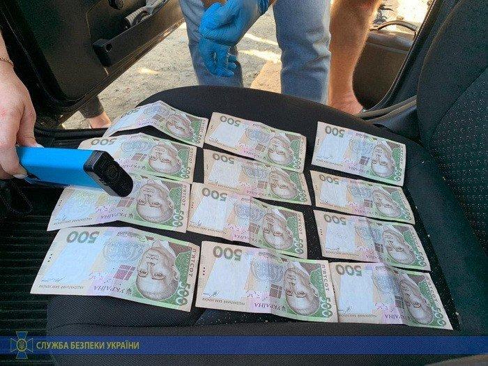 Черкаська СБУ затримала на хабарі чиновника Держгеокадастру, фото-1