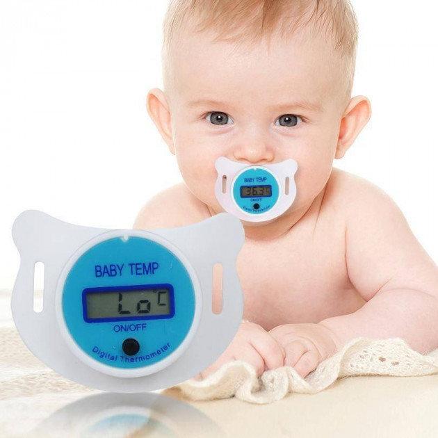 Соска, яка розповість про здоров'я малюка, фото-1