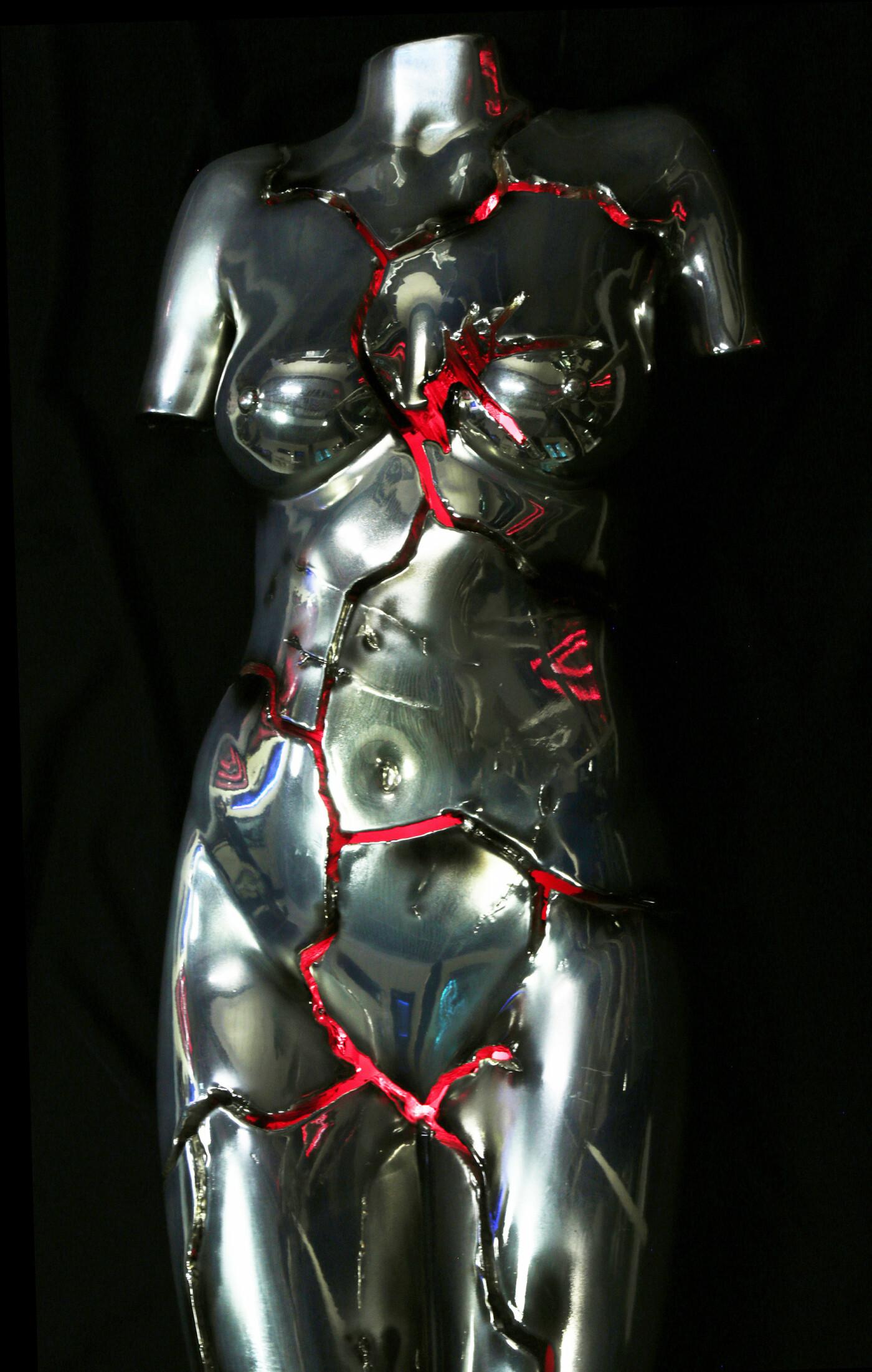 Красиві скульптури дівчат, Дизайн-студія Романа Москаленко