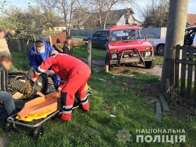 Двоє людей травмовано, на Черкащині п'яний водій скоїв наїзд, фото-1