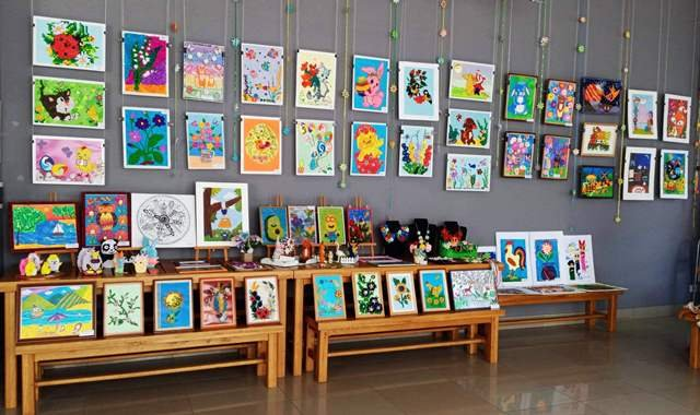 «Натхнення. Творчість. Успіх» у Галереї мистецтв експонується виставка , фото-3