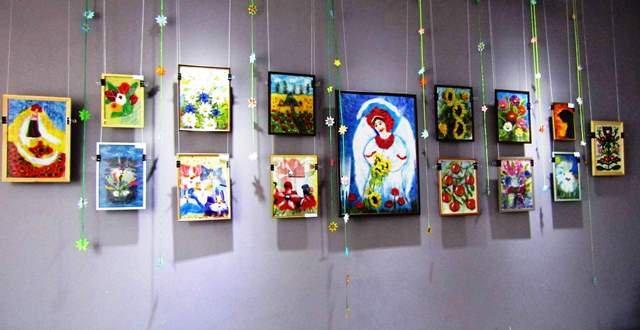 «Натхнення. Творчість. Успіх» у Галереї мистецтв експонується виставка , фото-2