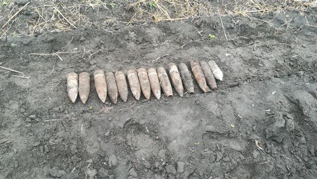 Черкаські сапери за добу знищили 21 боєприпас